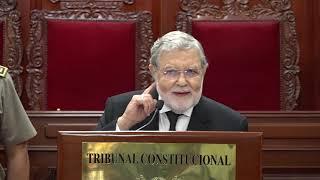 Sentencia Del TC Fortalece Lucha Anticorrupción Y Trabajo De La Contraloría General De La República