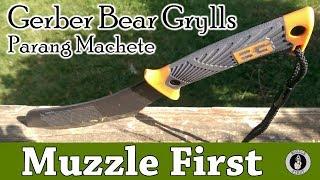 Gerber Bear Grylls Compact Parang (31-002072) - відео 1