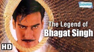 The Legend Of Bhagat Singh {HD} - Ajay Devgan - Amrita Rao - Sushant Singh - D Santosh