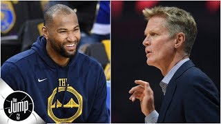 DeMarcus Cousins and Warriors are 'a real-life Sport Science project' - Nick Friedell | The Jump