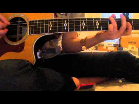 Old Sh!t - Miranda Lambert (guitar cover)