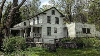 136 Year Old Abandoned House Up North Owners Forced To Move Out