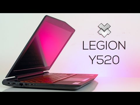 Lenovo Legion Y520 Review: What Can A $849 Gaming Laptop Do!?