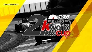 2k World Cup | Round 6 at NHMS