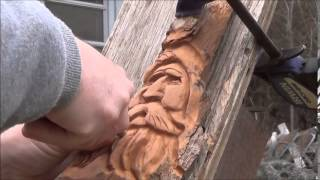 Learn To Carve Wood Spirits With Power Conclusion
