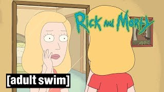 Rick And Morty - Beth's Existential Crisis