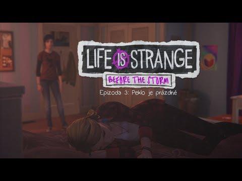 Life Is Strange: Before The Storm - Takhle to Začalo..| #13 | České titulky | 1080p