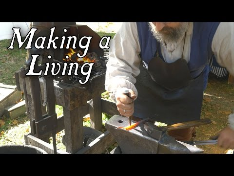 Making a Living in Living History – Q&A