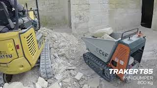 Video minidumper Traker T85