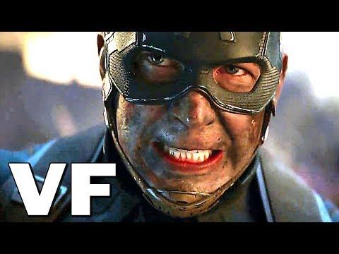 AVENGERS ENDGAME Bande Annonce VF # 2 (2019) NOUVELLE, Avengers 4