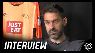 We sat down with Player of the Year Scott Carson before the
