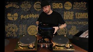 DJ FLY – The Golden Hip Hop Mix (Full Vinyl Set)