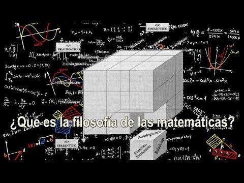 Carlos Madrid - ¿Qué es la filosofía de las matemáticas?