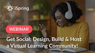 How to design, build and host a virtual learning community