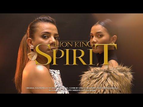 "Beyoncé - SPIRIT (From Disney's ""The Lion King"") | Cover by Citra Scholastika & Nowela Mikhelia"