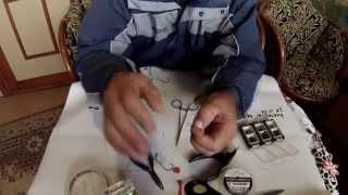Оснастка дроп шот на щуку