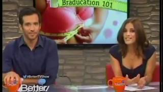 Bra Fitting with Linda's on Better TV - Braducation 101