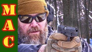 The Bulgarian Brawler - Arcus 98DA 9mm Pistol