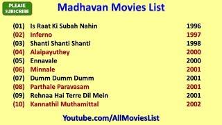 madhavan all telugu movies list - Thủ thuật máy tính - Chia