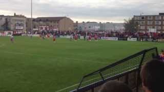 preview picture of video 'Keanu Marsh-Brown penalty vs Welling United'