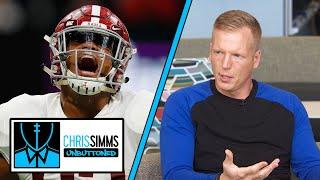 NFL Draft 2019: Chris Simms' Top 7 Defensive Tackle Rankings | Chris Simms Unbuttoned | NBC Sports