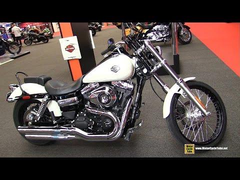 2015 Harley-Davidson Dyna Wide Glide - Walkaround - 2015 Salon Moto de Montreal