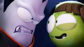 Dibujos animados divertidos para niños | Spookiz | ENAMORAMIENTO | WildBrain