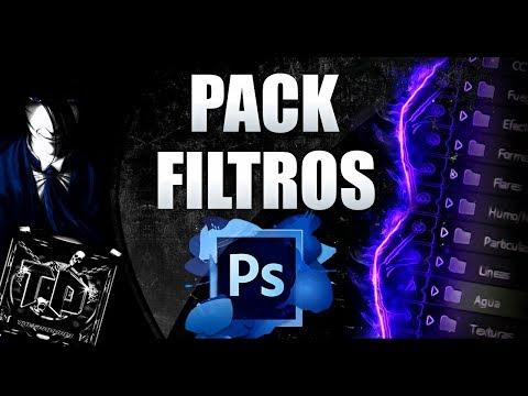 Pack de Filtros para PhotoShop | Los Mejores 2017