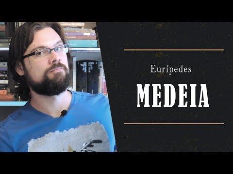 Medeia - Eurípedes (clássico do Teatro Grego)