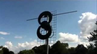 ClearStream 2 Outdoor Long-Range Digital TV (DTV) Antenna