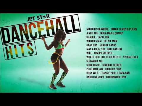 Old School Dancehall Hits – Beenie Man Buju Banton Capleton Ninja Man