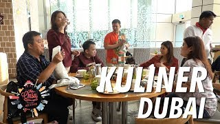 The Onsu Family - Kuliner Dubai