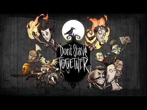 DON'T STARVE TOGETHER - COOPERATIVO A 6 JUGADORES - EP 1
