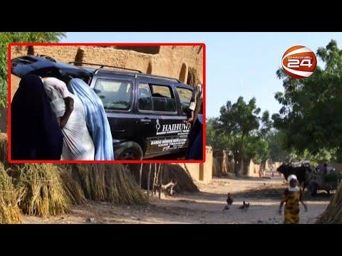 নাইজেরিয়ায় গর্ভবতী নারীদের হাসপাতালে নিতে অর্থ জমিয়ে কিনেছেন হাইফোআলাফিয়া
