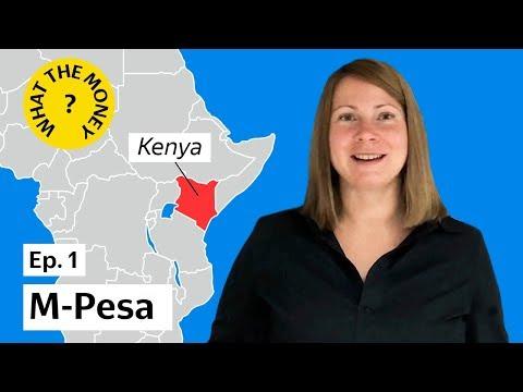 What The Money: Kenya — M-PESA story