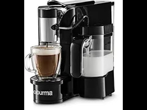 Gourmia expresso coffee machine review