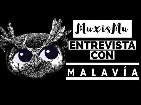 Entrevista Malavía. Día Internacional Del Rock 2020