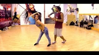 LIL GBB & DAFNE BIANCHI on QUEENSY choreo - Wine & Kotch by Charly Black and J Capri