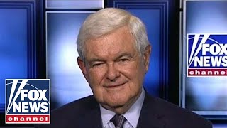 Gingrich: Woodward's book on Trump is 'very sad'