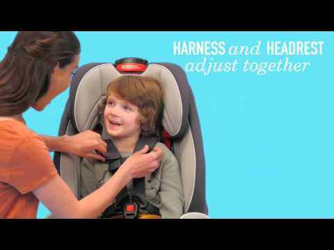 Graco's Atlas 65 2-in-1 harness booster is designed to grow with your child