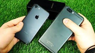 Да ладно! Конкурент iPhone 7 Plus ЗА 244$? / Посылка из Китая