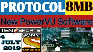 8mb Protocol Receiver Software
