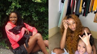 JAMAICA's WEATHER HAS BEEN DARK, RAINY AND GLOOMY (Weekly vlog)   Annesha Adams