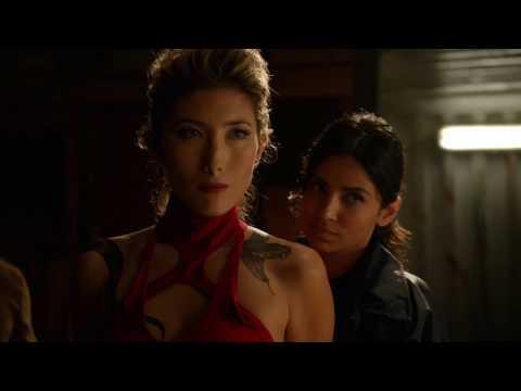 Sanvers S2E04 : Survivors, part 2 (Supergirl)