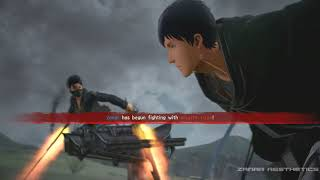 ATTACK ON TITAN 2   All TITAN SHIFTER TRANSFORMATIONS & Gameplay All Titan Gameplays PS4 2018