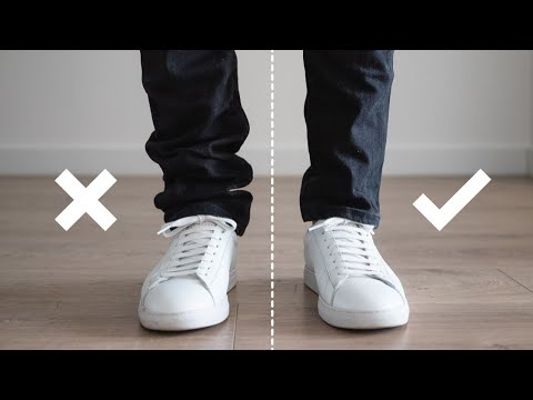 The Proper Length for Every Type of Pants