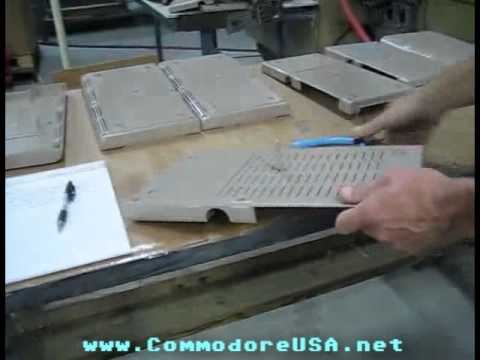 Pre-production Video for the New Commodore 64