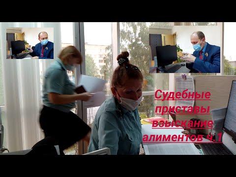 Судебные приставы взыскание алиментов юрист Вадим Видякин ч  1