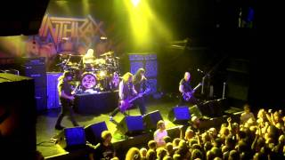 Anthrax- In the end-live First Avenue Minnesota 2011