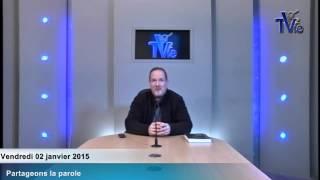 Témoignage : Qu'est-ce qui m'a amené à Jésus ? (02/01/2015)